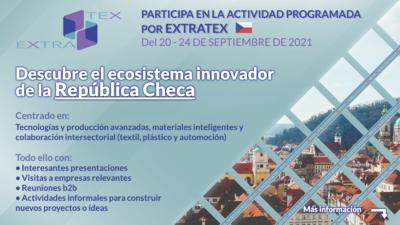 Participa y descubra el ecosistema innovador de la República Checa