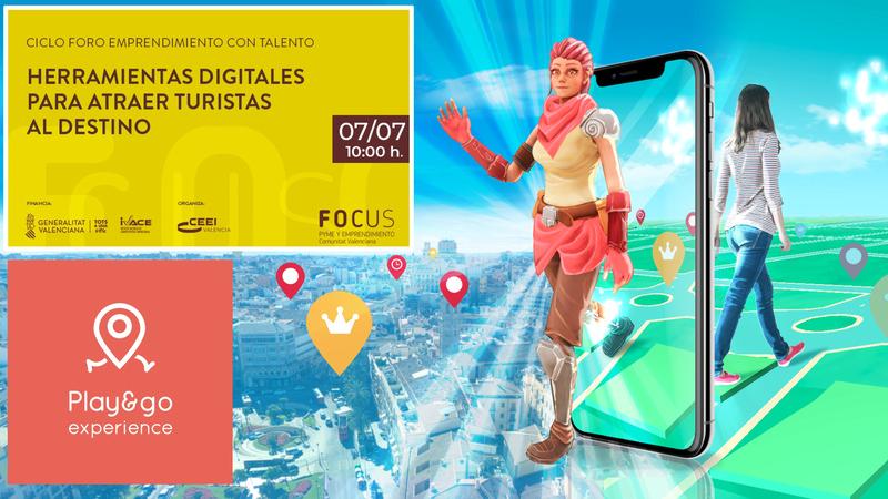 Presentación Gersón Beltrán 'Herramientas digitales para atraer turistas al destino'