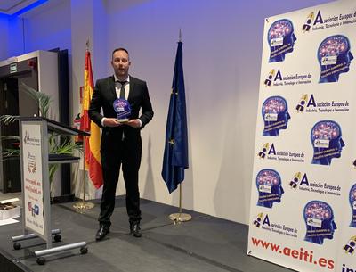 Pedro Albares, director de Albares Abogados, 'Premio Europeo al Talento Empresarial'