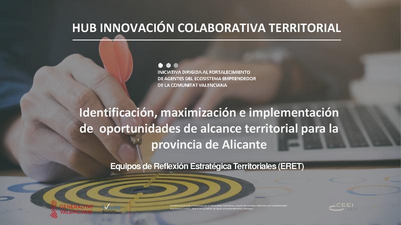 Identificación, maximización e implementación de oportunidades de alcance territorial para la provincia de Alicante