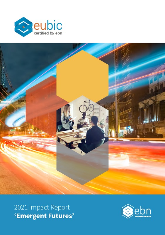 2021 UE   Informe de impacto BIC 'Futuros emergentes'
