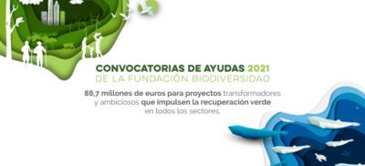 5 convocatoria de la Fundación Biodiversidad