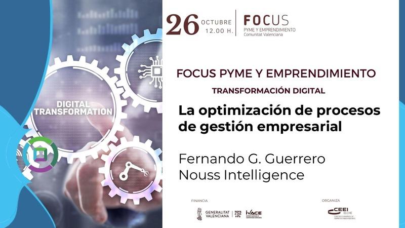 La optimización de procesos de gestión empresarial