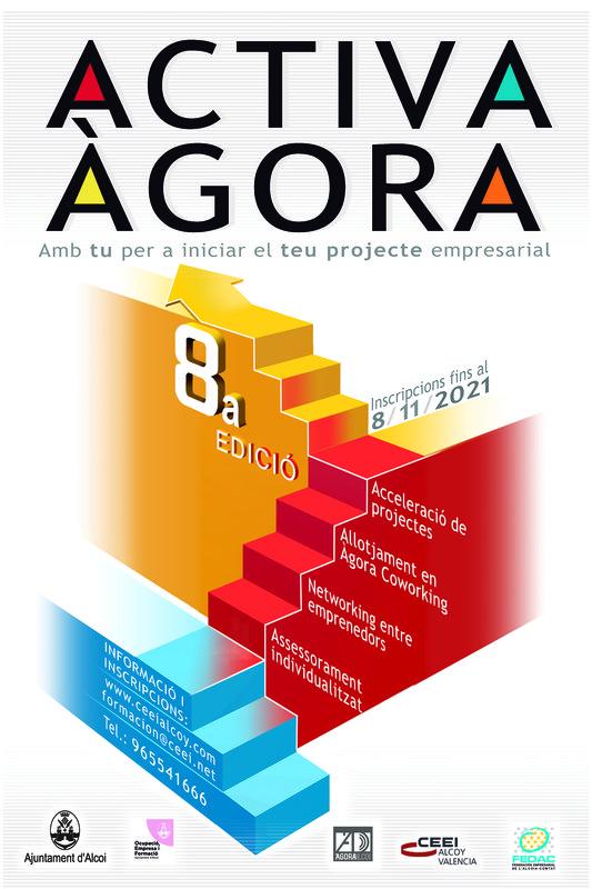 Activa Agora 2021. VIII Edición