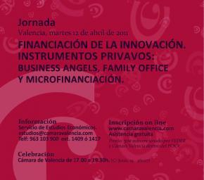 Instrumentos de financiación privados, programa #