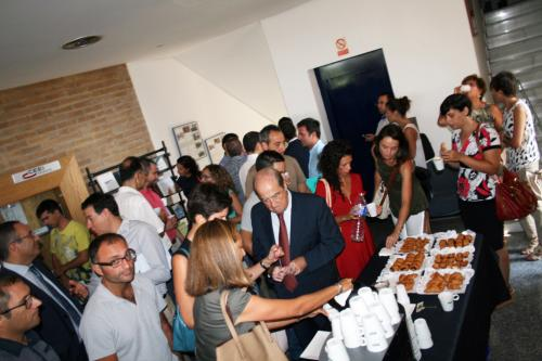 Durante el Coffee Break (2)