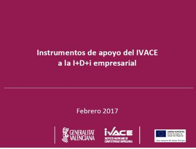 Ayudas Createc CV y Digitaliza CV. IVACE