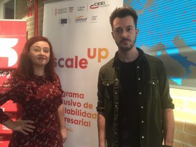 María Tatay y Jaime Grau de Prisma