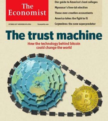 Blockchain: la máquina de la confianza, Alfons Cornella