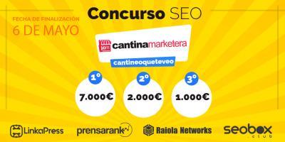 CantineoQueTeVeo Concurso SEO