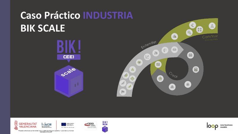 Caso Práctico Industria- BIKSCALE