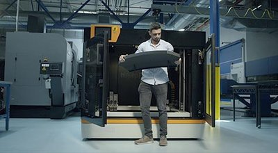Impresoras 3d industriales. Coste Total de Propiedad