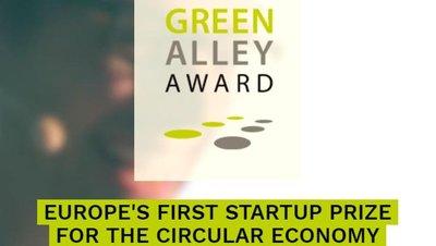 Premio Green Alley 2020 para las empresas nuevas y los empresarios de la economía circular