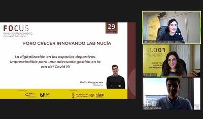 II Sesión Foro Crecer Innovando - Beñat Bengoetxea