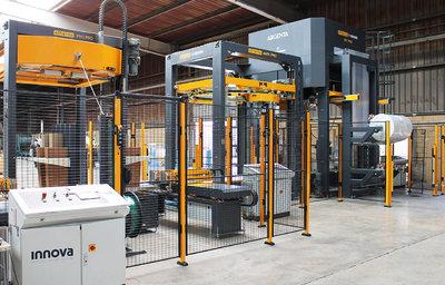 Línea Embalaje Argenta Factoría 3 Onda