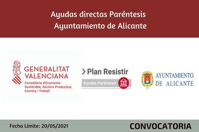 Ayudas Económicas Covid 19 - Ayuntamiento  Alicante